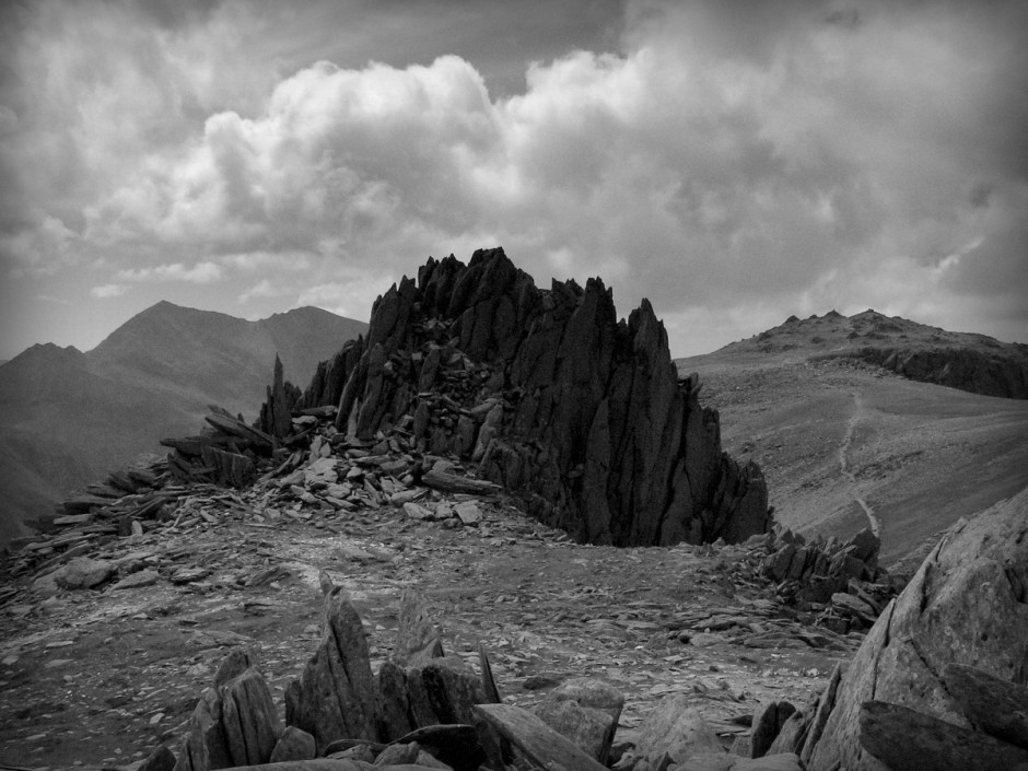 Three Glyders Snowdonia