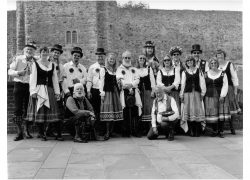 Headcorn Morris Group Photo, Rochester, Kent